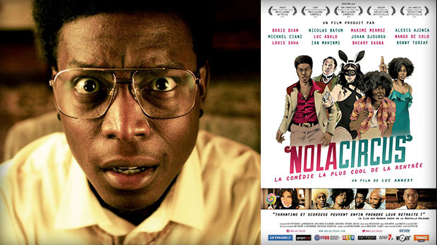 Nola Circus, une comédie française en Louisiane