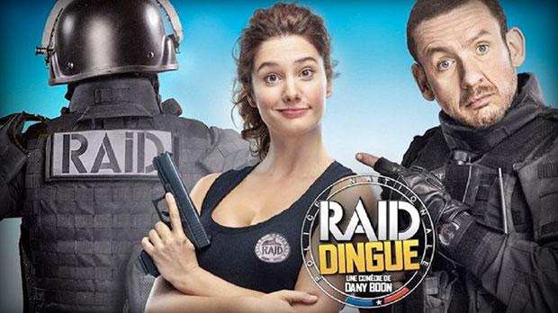 Raid Dingue – une comédie Boon à maturité