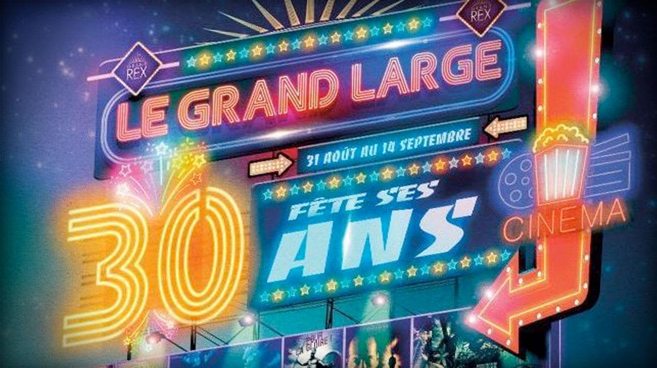 Le Grand Large fête ses 30 ans