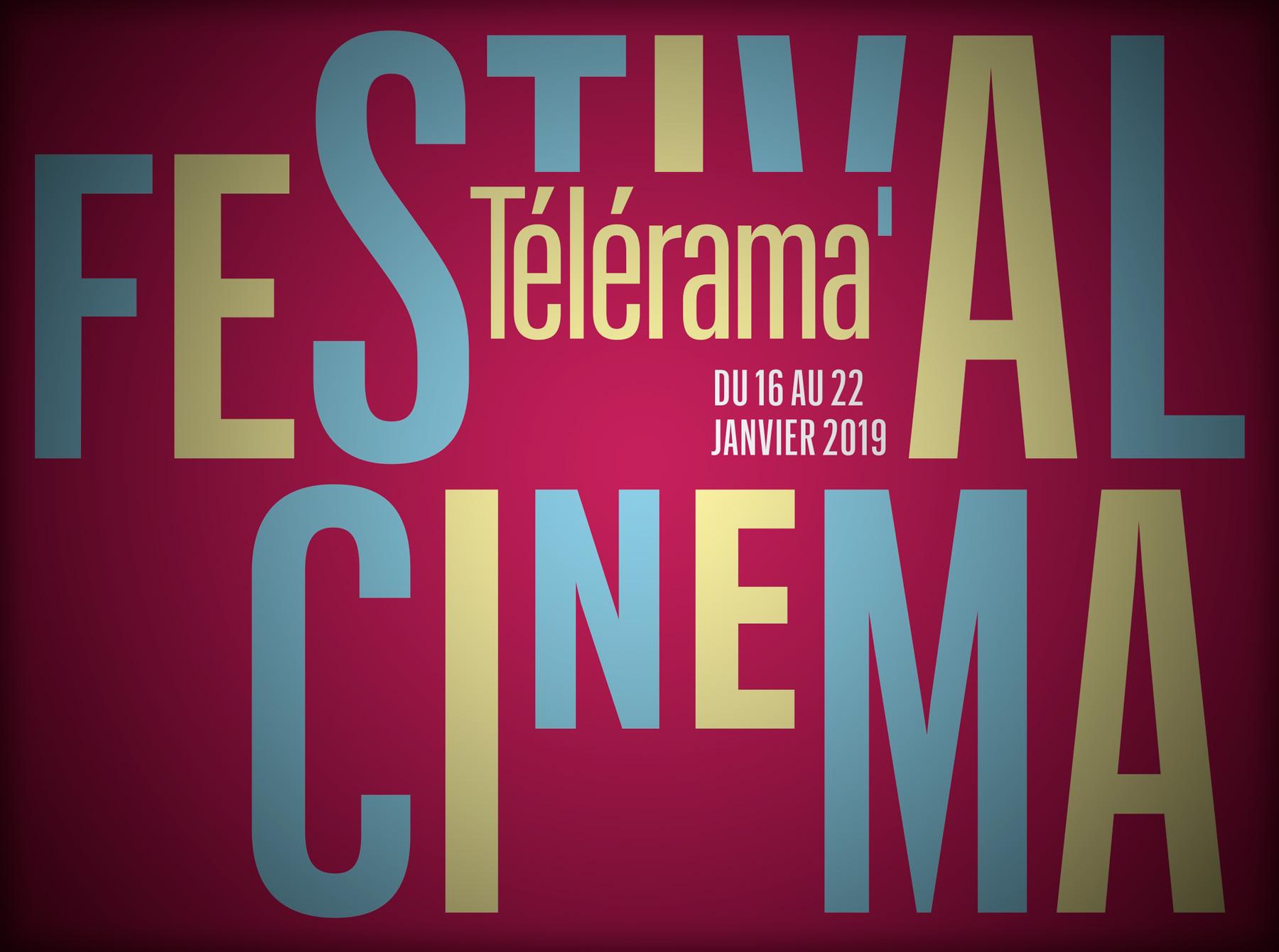 Festival Ciné Télérama du 16 au 22 janvier 2019