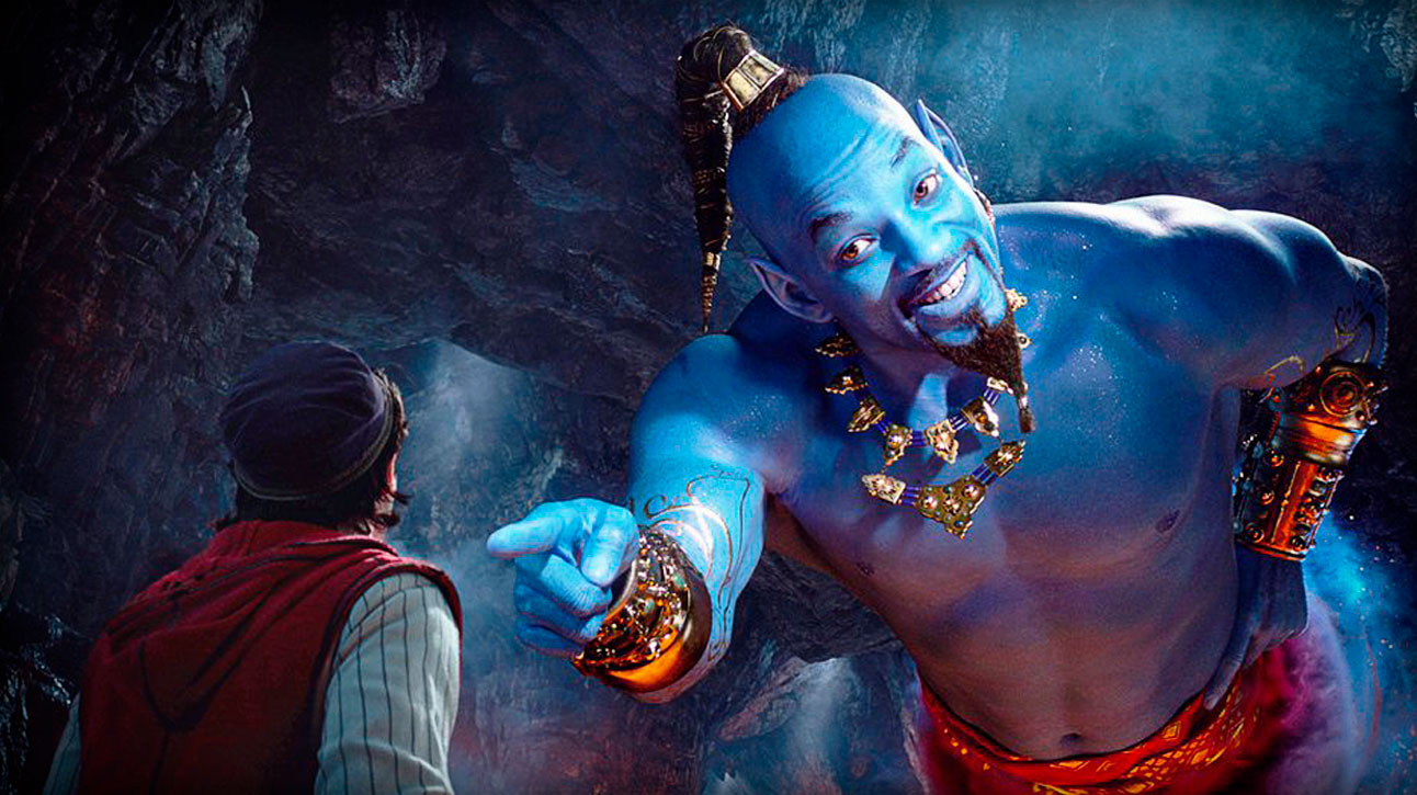 Aladdin, le retour