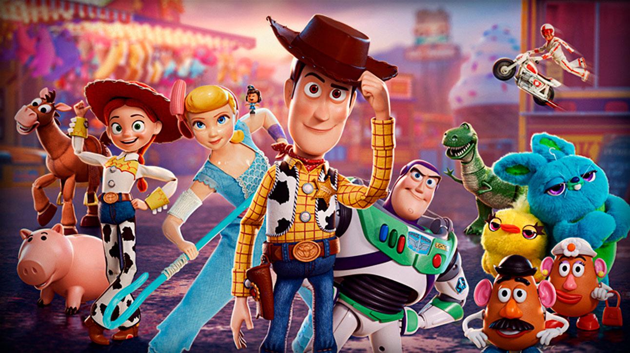 Toy Story 4, le 26 juin 2019 au cinéma