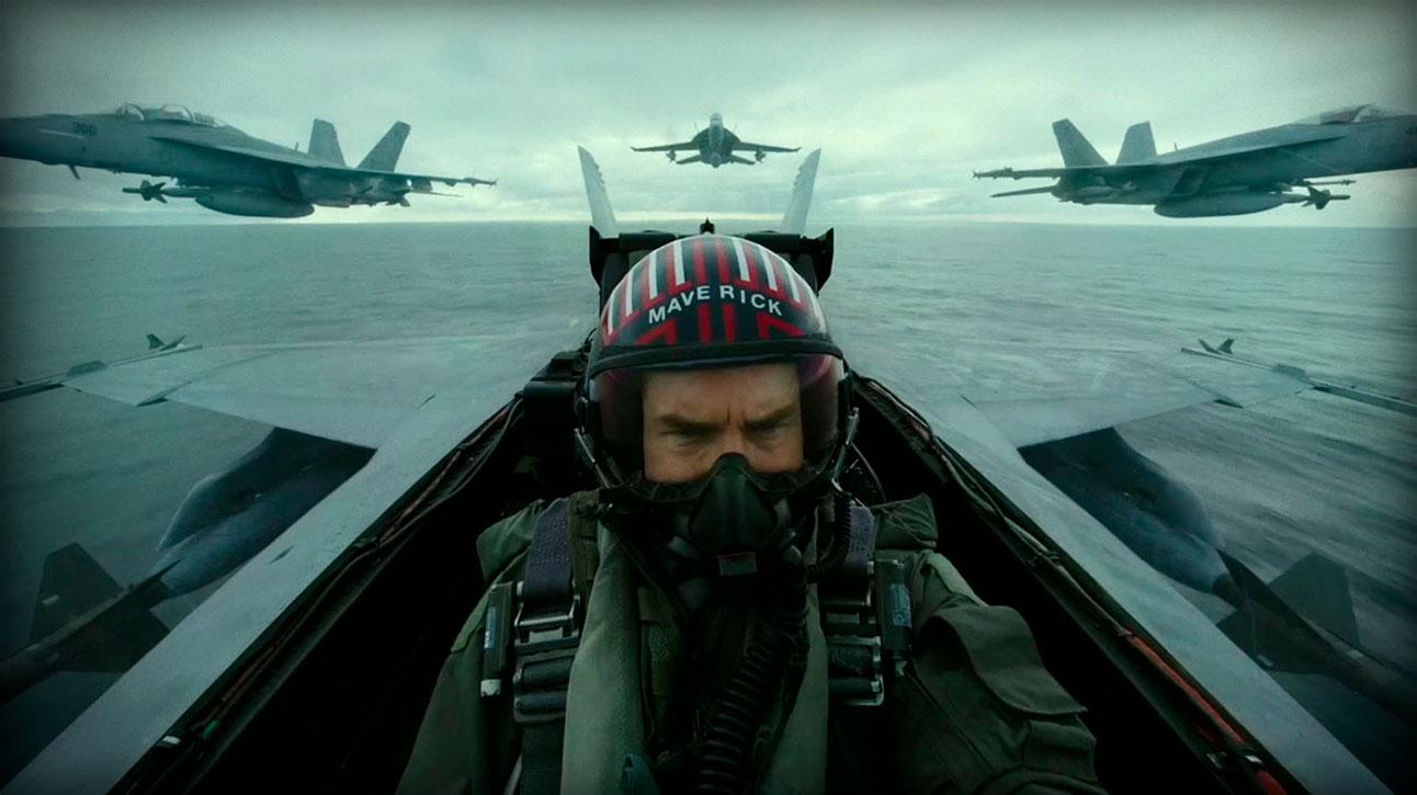 Top Gun: Maverick en approche