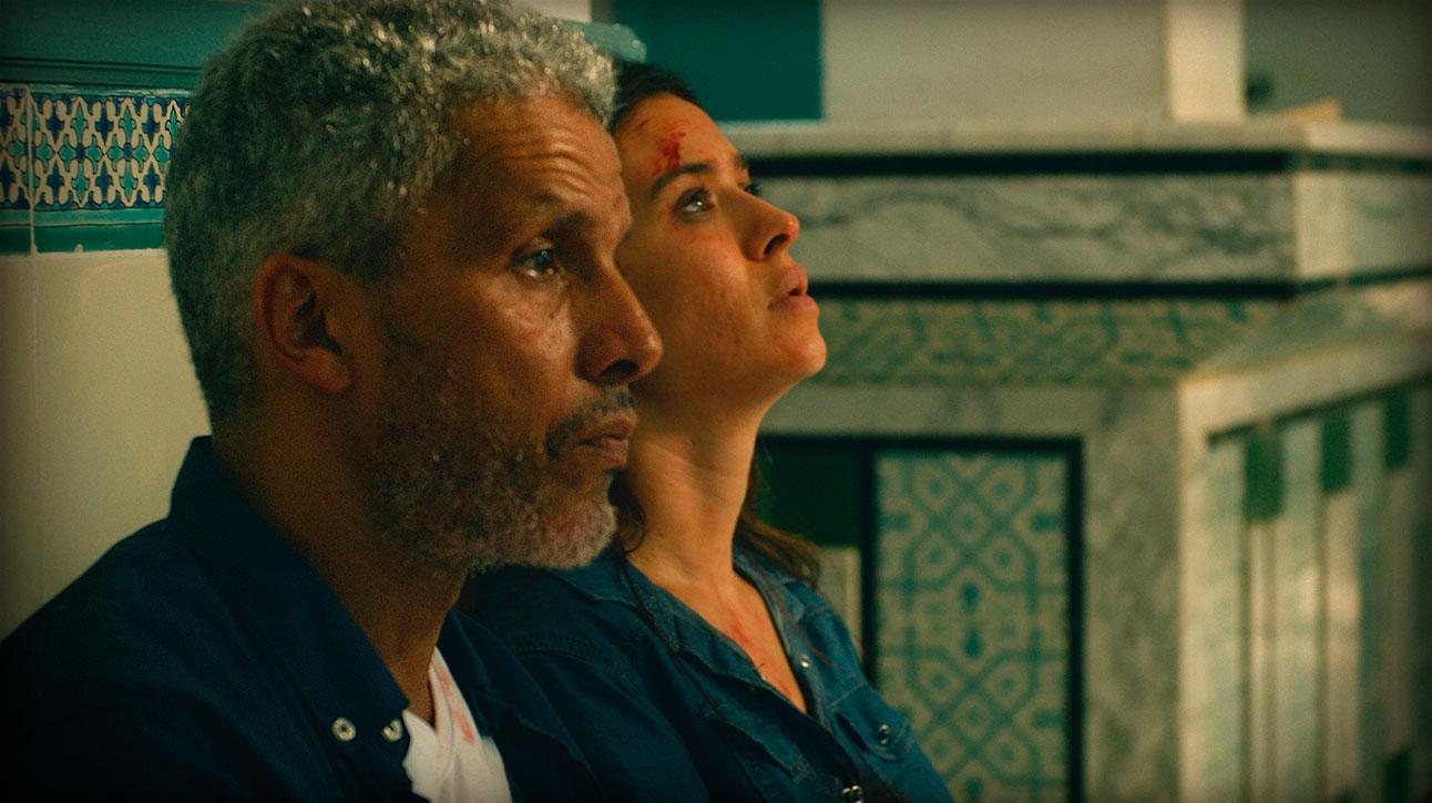 """Dans """"Un fils"""", Sami Bouajila au bord de la crise de nerfs"""