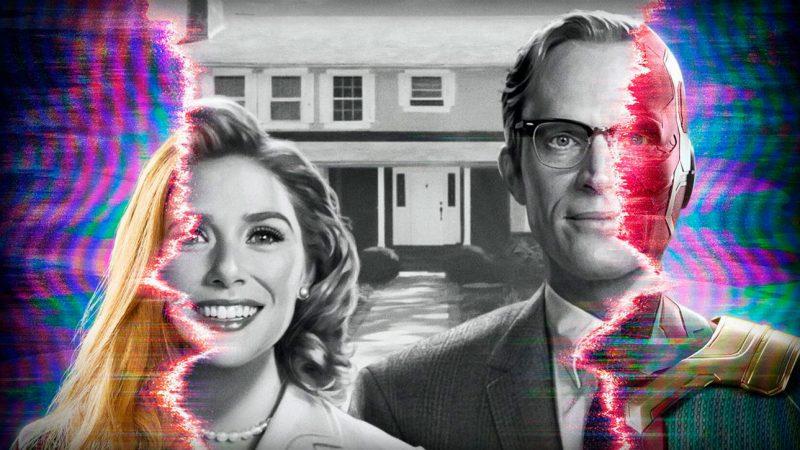 WandaVision, entre délire troublant et hommage à la télévision