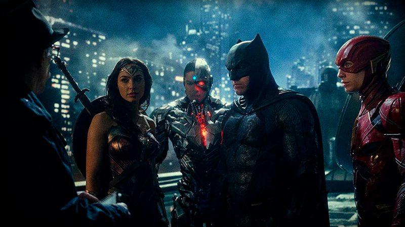 Redécouvrez la Justice league, Snyder Cut