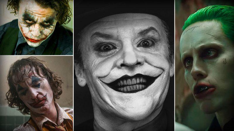 Joker, anthologie d'un mythe au cinéma